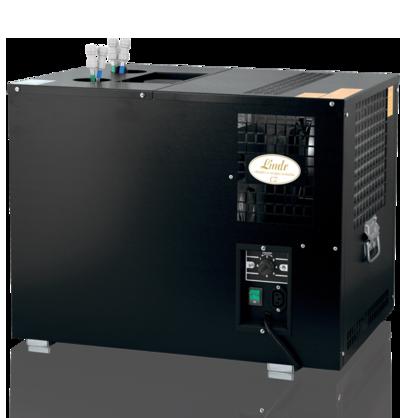 4 körös pult alá helyezhető átfolyó hűtő, elektromos, vagy CO meghajtású pumpával
